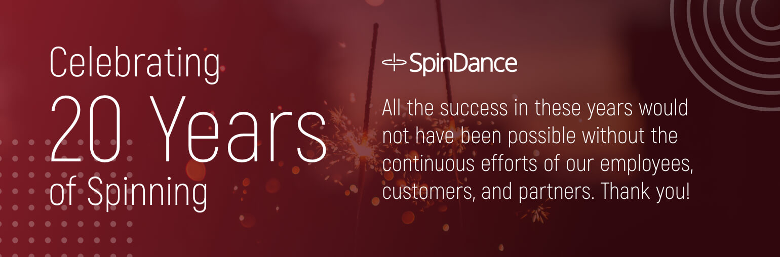 SpinDance Turns 20: A Look at the Past, Present, and Future